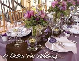 wedding decorations on a budget dollar tree inc wedding supplies bargain budget brides