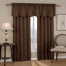Blackout Curtains Bed Bath And Beyond Curtains Brown Decorate The House With Beautiful Curtains