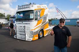 volvo truck dealers australia volvo trucks the longtrotter a custom volvo fh with an xl cab