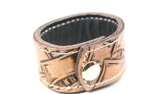 leather cuff wrap bracelet images Sailor cuff bracelet handmade leather cuff leather bracelet jpg