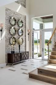 glass entrance entry transitional with staircase peelable