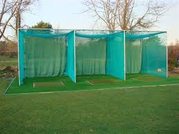 Golf Driving Nets Backyard by Cage Practice Nets