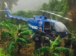 Map Of Venezuela Located The Helicopter That Was Used By óscar Pérez Venezuela