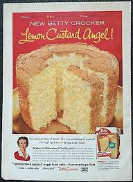 angel food cake ads u0026 advertising collection on ebay
