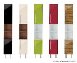 creative of small cabinet for bathroom tall narrow bathroom benevola
