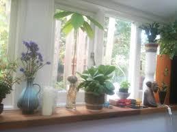 kitchen window sill ideas window sill from leftover oak kitchen worktop counter www