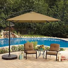 Offset Patio Umbrellas Clearance by Patio Shades As Patio Furniture Clearance For Awesome Cantilever