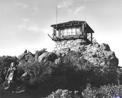Six Flags Magic Mountain Fire Mt Tam Fire Lookout