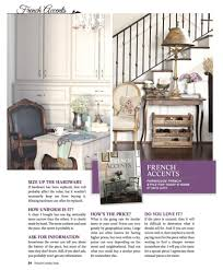 french country french country style magazine feature cedar hill farmhouse