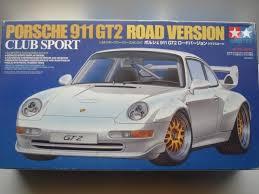 porsche 911 model kit tamiya 1 24 scale porsche 911 gt2 sport road model kit