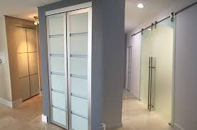 Sliding Glass Closet Door Sliding Glass Closet Doors In Florida
