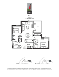 2 Bedroom Plans by Aria 3 Bedroom U2013 Plan P