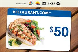 dinner and a gift card eversave 22 for 2 tickets and 50 restaurant gift card