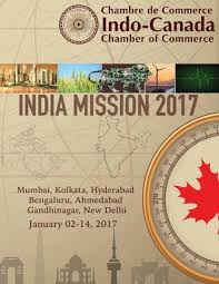 chambre de commerce ales delegate booklet india mission 2017 by indo canada chamber of