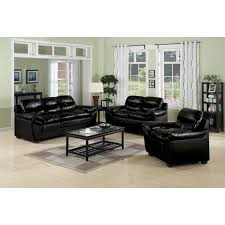Leather Living Room Decorating Ideas by Best 25 Black Leather Sofas Ideas On Pinterest Black Leather