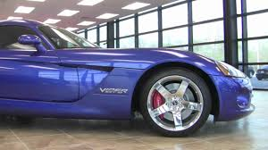 2008 dodge viper srt 10 coupe start full details youtube