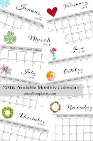 printable monthly planner 2016 free weekly planner free printable on sutton place