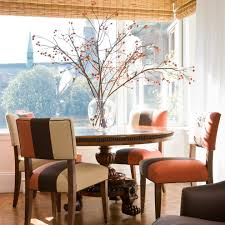 kitchen table centerpiece ideas dining room traditional with city