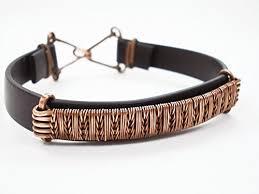 weave wire bracelet images Wire weaving copper men bracelet evies hobby shop jpg