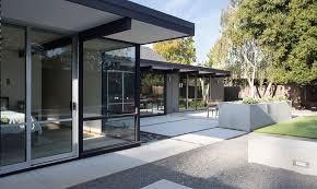 Eichler Hosue Mid Century Eichler Home Gets A Bold Remodel Into The 21st Century
