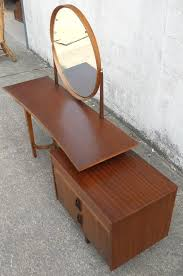 1960 Bedroom Furniture by 1960 S Retro Long Teak Kneehole Dressing Table Sold