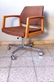 schreibtischstuhl design vintage stuhl mid century design chair design 50er