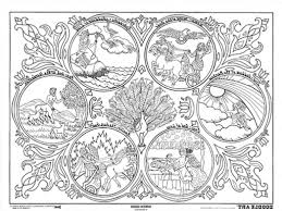 coloring posters coloring pages