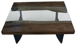 Free Coffee Tables Live Edge Modern Industrial Coffee Table Mortise Tenon