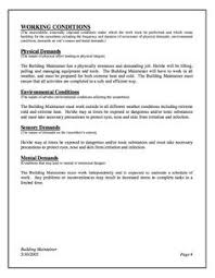 Job Description Resume by Duties And Responsibilities Resume Plumber Http Resumesdesign