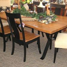 dining table maple dining room table and 6 chairs sets shaker