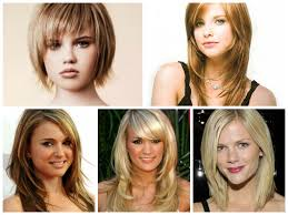 pictures of hairstyles for oblong face shapes how to choose a hairstyle according to your face shape