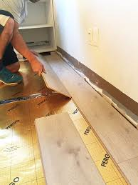 install pergo laminate flooring for a farmhouse look twelve on