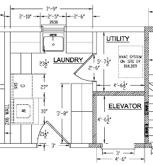 beach house layout laundry room dimensions standard beach house laundry room layout