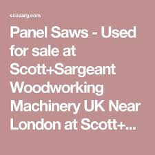 Woodworking Equipment Auction Uk by 36 Best Used Woodworking Machinery Images On Pinterest Used