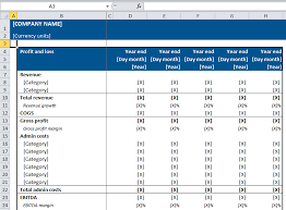 Financial Modeling Excel Templates Style Your Excel Template Like A Financial