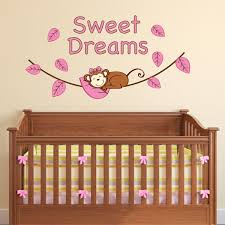 Nursery Monkey Wall Decals Monkey Wall Decals Monkey Bedroom Decor Wall Decal World