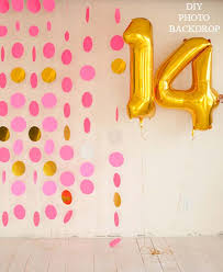 diy backdrop 40 cool diy selfie ideas diy projects for