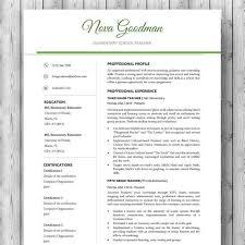 Example Teacher Resume by The 25 Best Teacher Resumes Ideas On Pinterest Teaching Resume
