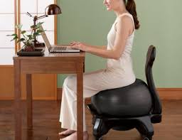 Yoga Ball As Desk Chair A Yoga Ball Chair For Productivity Ssw Fashion Experts
