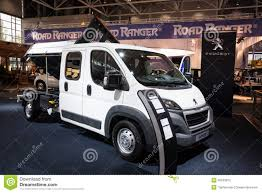 peugeot germany new peugeot boxer van editorial photography image 45023812