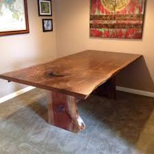 Walnut Slab Table by 972 Best What Can You Do With Our Wood Slabs Project Ideas