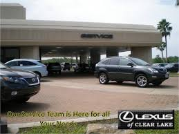 lexus clear lake lexus of clear lake houston tx 77546 car dealership and auto