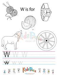 alphabet tracing worksheet u2013 w kidspressmagazine com