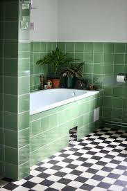 green bathroom tile ideas tiles green tile bathroom makeover green bathroom tile paint