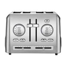 Cuisinart Cpt 435 Countdown 4 Slice Stainless Steel Toaster Buy Cuisinart Toasters From Bed Bath U0026 Beyond