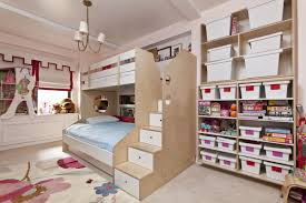 Cute Bedroom Sets For Girls Double The Big Kid Beds Double The Fun This Dreamy Toddler Room