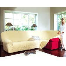 tissu pour canapé d angle canape housse extensible pour canape d angle housse bi extensible