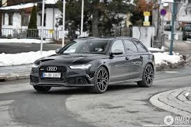 audi rs6 horsepower audi rs6 avant c7 2015 14 february 2016 autogespot