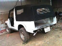 jeep maruti my gypsy revival on behance