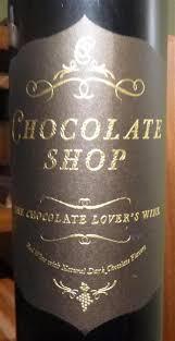 chocolate shop wine nv chocolate wines chocolate shop australia south australia